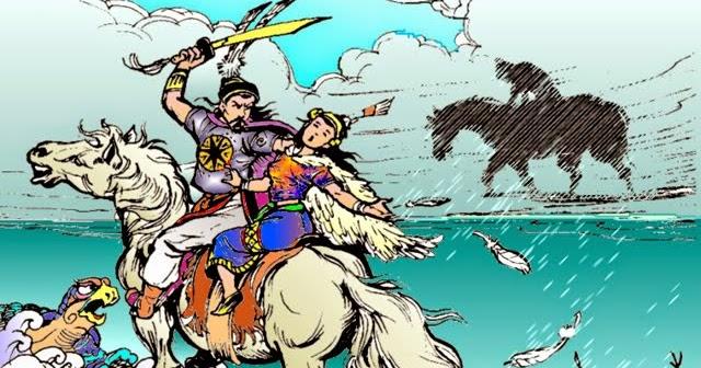 ke lai truyen an duong vuong va mi chau trong thuy bang loi cua trong thuy - Kể lại truyện An Dương Vương và Mị Châu- Trọng Thủy bằng lời của Trọng Thủy