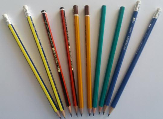 ta cay but chi cua em - Tả cây bút chì của em