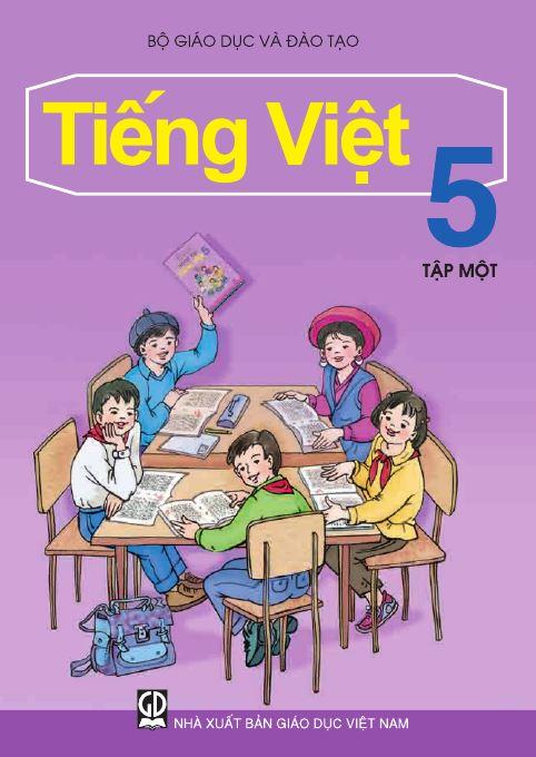 ta quyen sach tieng viet cua em - Tả quyển sách Tiếng Việt của em