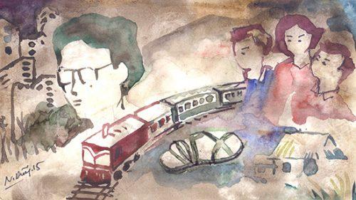 hinh anh chuyen tau hai dua tre - [Văn mẫu học sinh giỏi] Truyện ngắn Hai đứa trẻ của Thạch Lam có hình ảnh chuyến tàu đêm chạy qua phố huyện. Chuyến tàu đó đã được miêu tả như thế nào và theo em, hình ảnh đó có ý nghĩa gì?