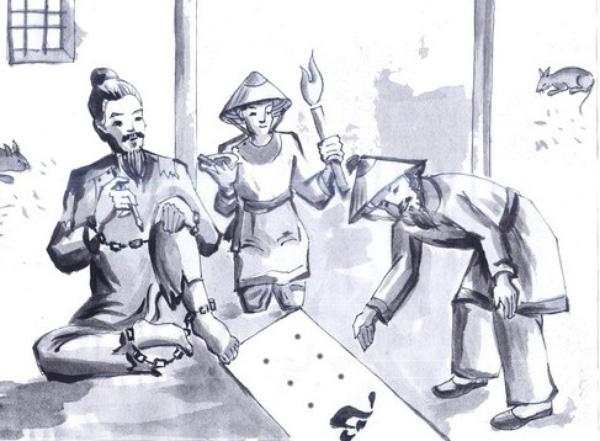 phan tich thai do cua huan cao - [Văn mẫu học sinh giỏi] Phân tích thái độ của nhân vật Huấn Cao với viên quản ngục trong truyện ngắn Chữ người tử tù