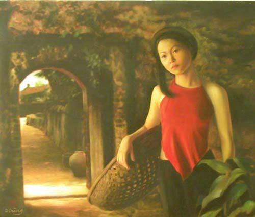 phan tich hinh tuong nguoi phu nu thoi xua - [Văn mẫu học sinh giỏi] Hình ảnh người phụ nữ Việt Nam thời xưa qua bài Tự tình II của Hồ Xuân Hương và Thương vợ của Trần Tế Xương
