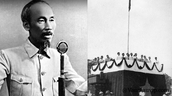 phan tich tuyen ngon doc lap - [Văn mẫu học sinh giỏi] Phân tích bản Tuyên ngôn độc lập của Hồ Chí Minh
