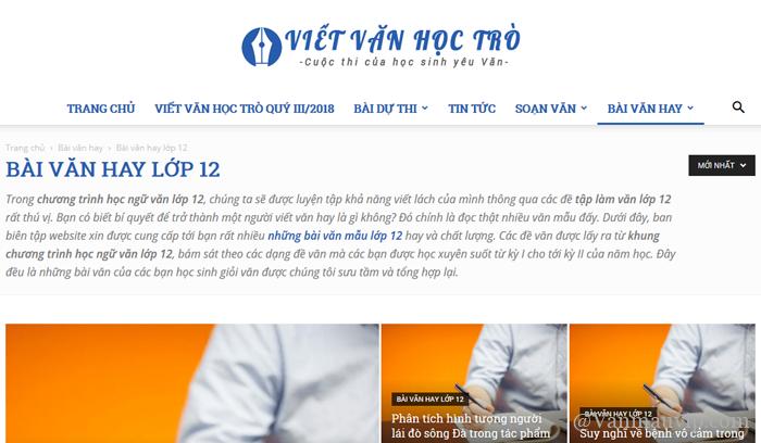 unnamed file 131 - Top 10 website những bài văn mẫu hay lớp 12 mới nhất