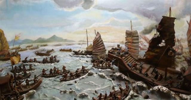 [Văn mẫu học sinh giỏi] Phân tích bài Phú sông bạch đằng của Trương Hán Siêu