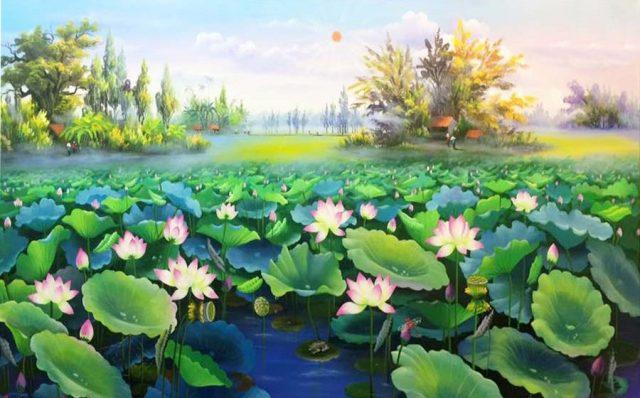 [Văn mẫu học sinh giỏi] Phân tích bài thơ Cảnh ngày hè của Nguyễn Trãi