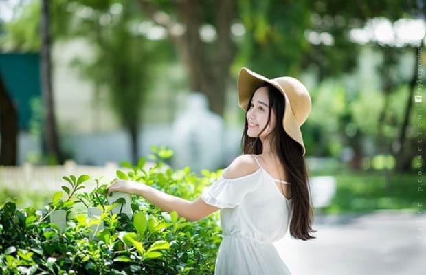 anh girl xinh de thuong 1 - Soạn bài: Chương trình địa phương (phần Tiếng Việt)